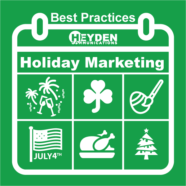Holiday Marketing Best Practices